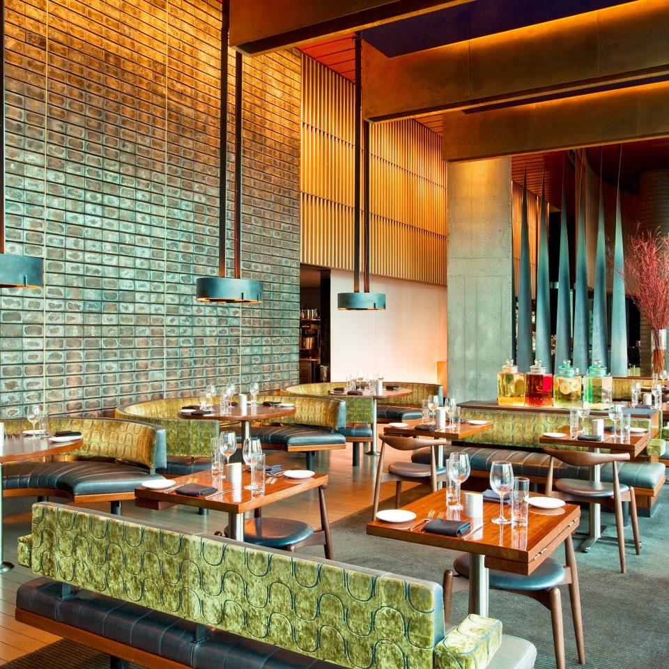 Dining Drink Eat Luxury Modern chair Lobby restaurant Resort