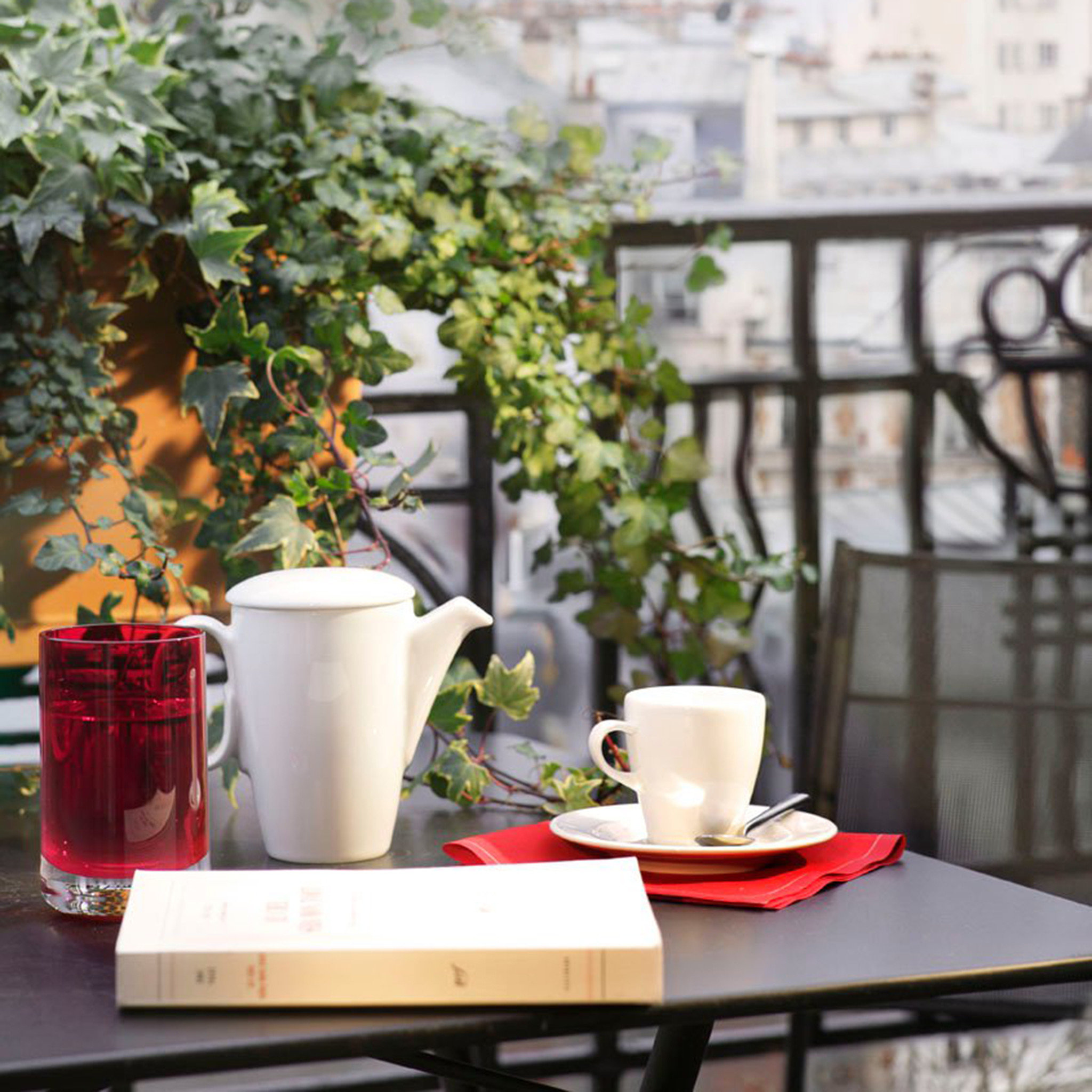 Dining Drink Eat Luxury Modern cup coffee lighting flower dining table