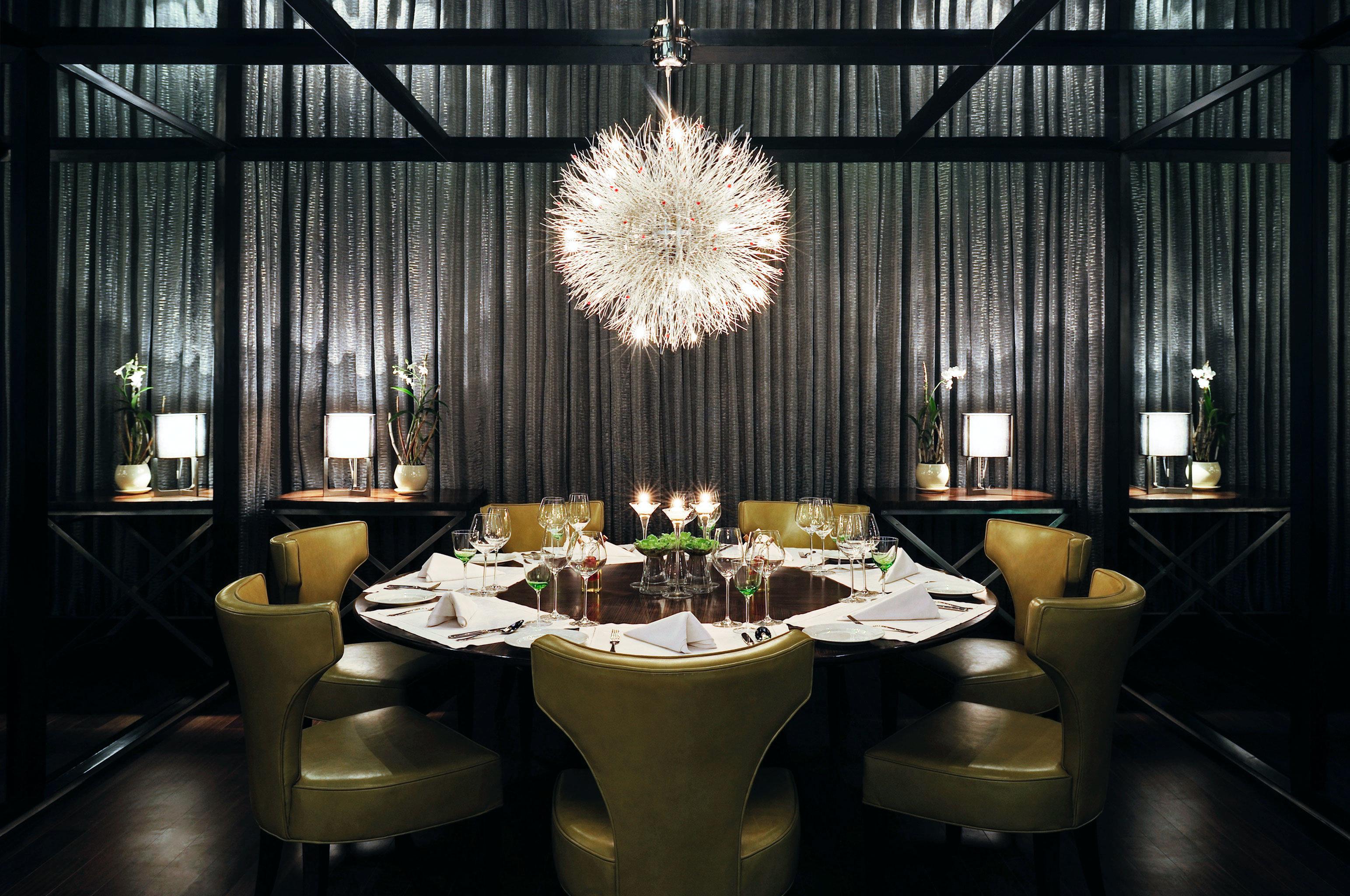 Dining Drink Eat Luxury restaurant lighting function hall living room