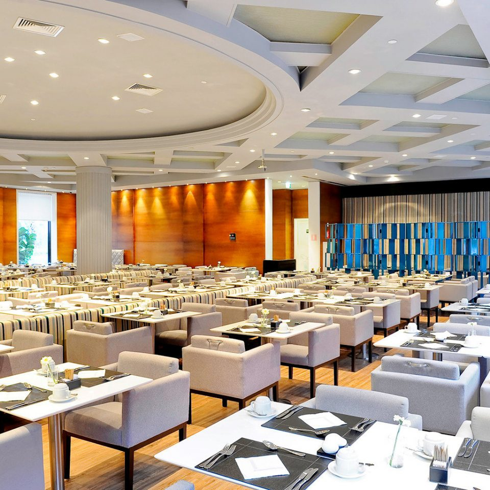 Dining Drink Eat Modern Resort function hall conference hall convention center banquet restaurant ballroom auditorium meeting convention