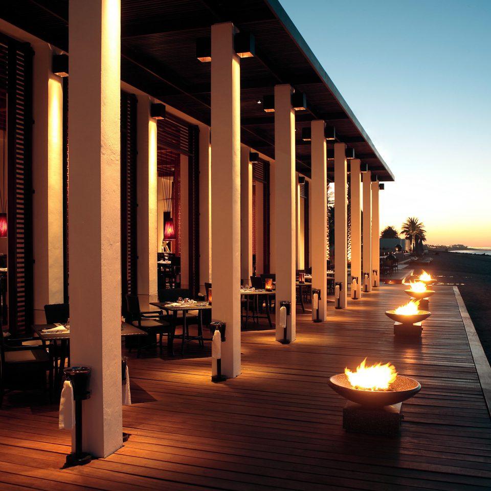 Dining Drink Eat Nightlife Resort Scenic views sky night light evening lighting dusk