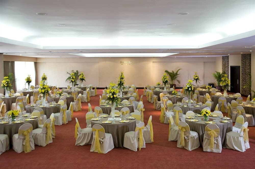 Dining Drink Eat function hall banquet Party ceremony ballroom wedding restaurant wedding reception conference hall convention center