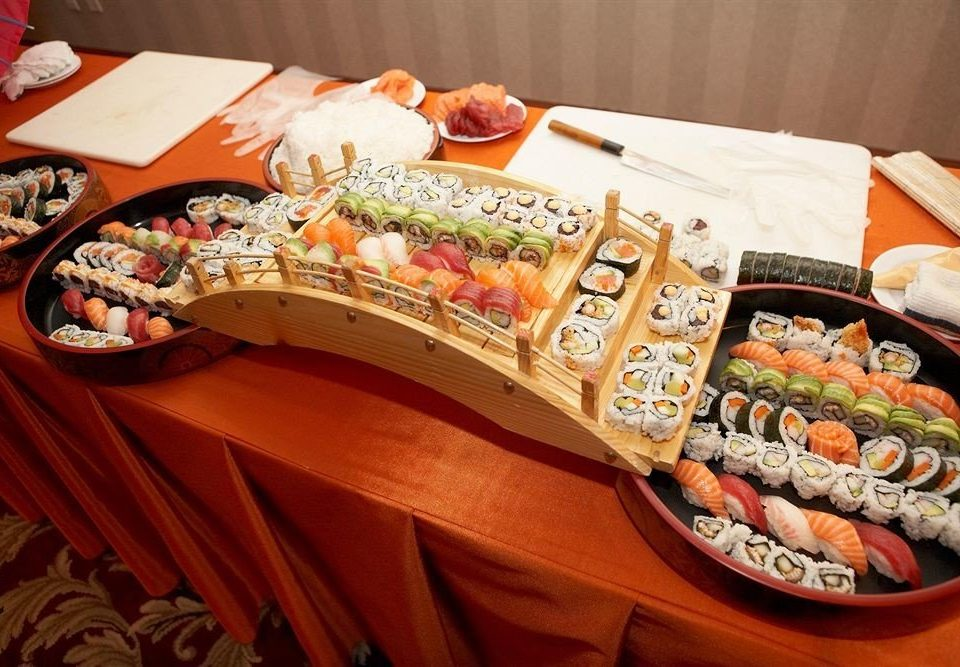 Dining Eat food cuisine asian food buffet