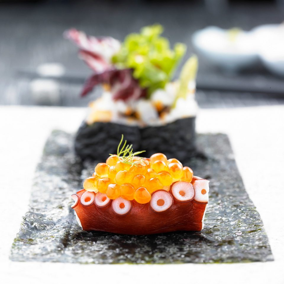 Dining Eat food cake sushi cuisine asian food dessert chocolate seaweed flower