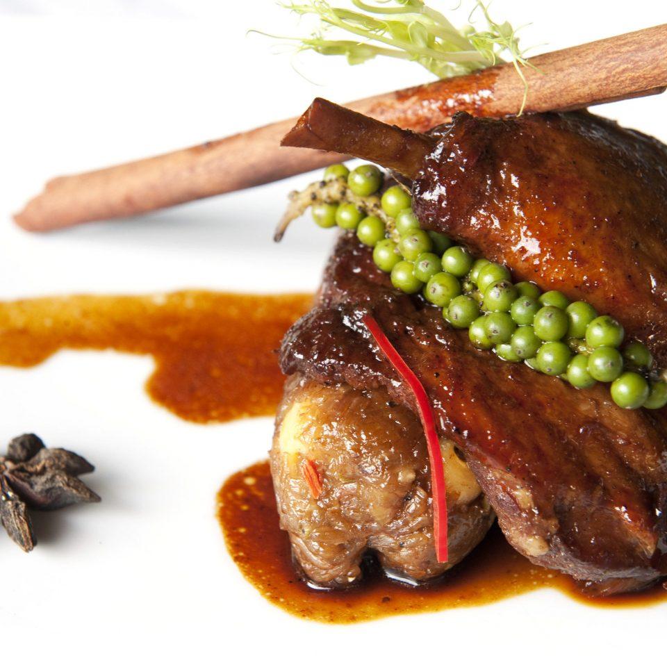 Dining Eat Luxury food meat roast goose roasting cuisine vegetable