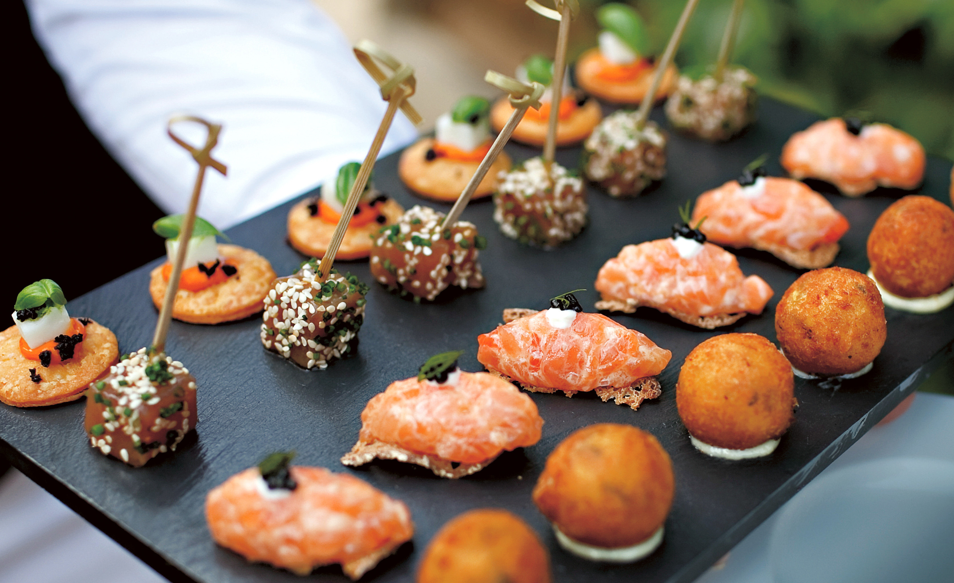 Dining Eat Luxury Resort food hors d oeuvre cuisine asian food meat