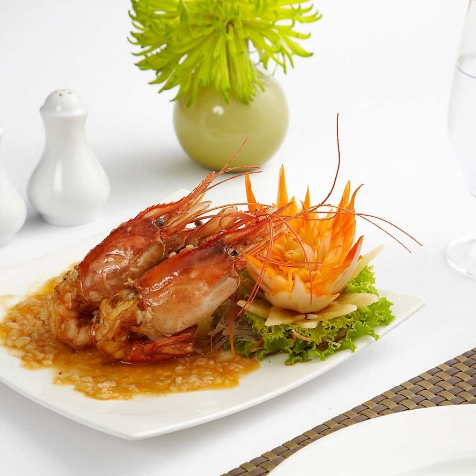 Dining Eat plate food cuisine fish restaurant Seafood breakfast arranged piece de resistance