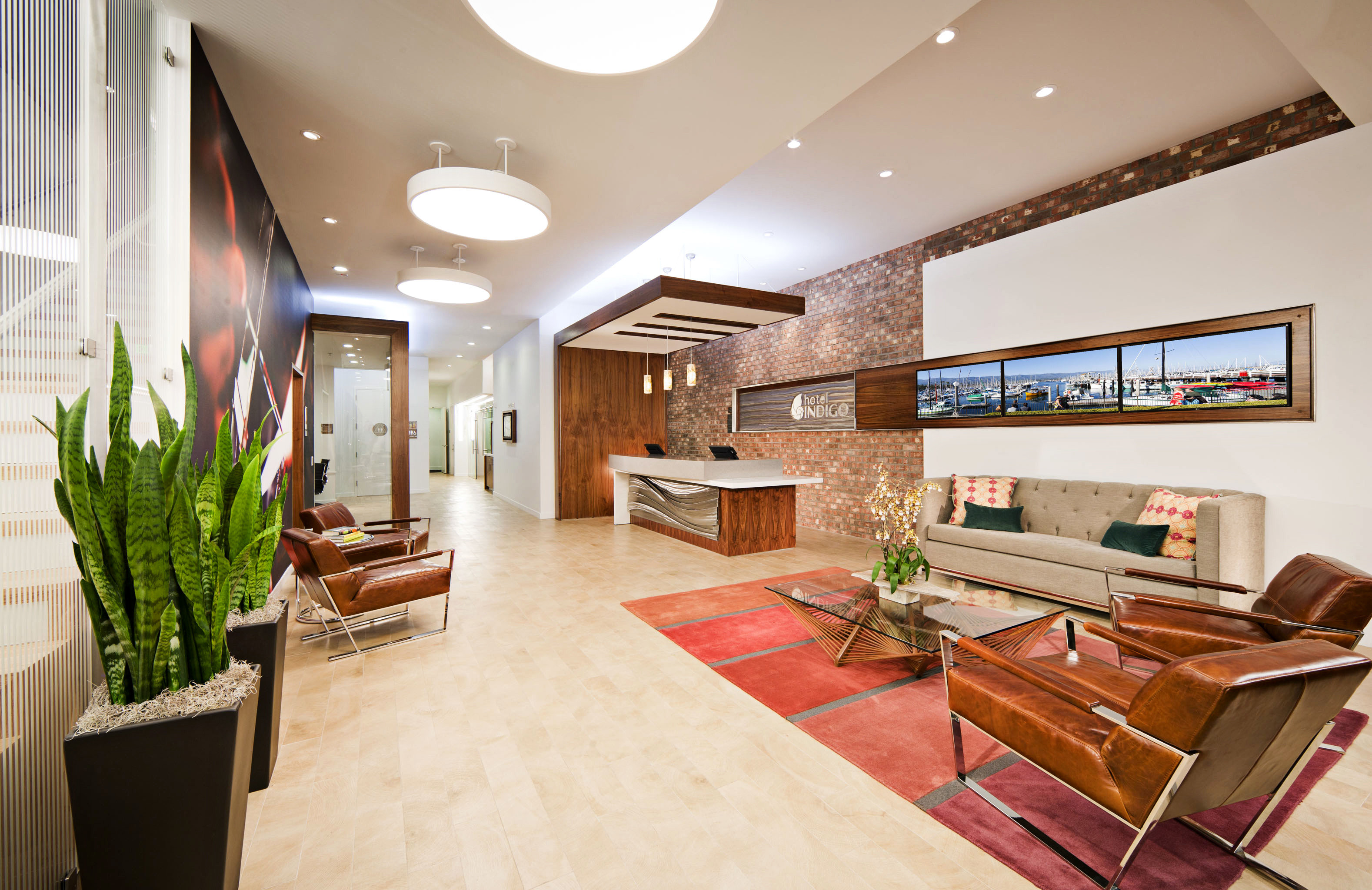 Eco Hip Lobby Lounge Modern property home living room hardwood condominium Dining Suite flooring