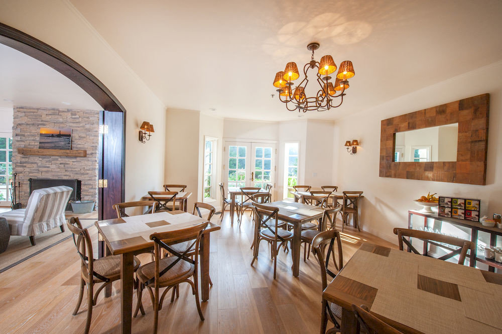 Elegant Hip Lounge Luxury Modern property chair Dining home living room cottage restaurant wooden Resort Villa Island dining table