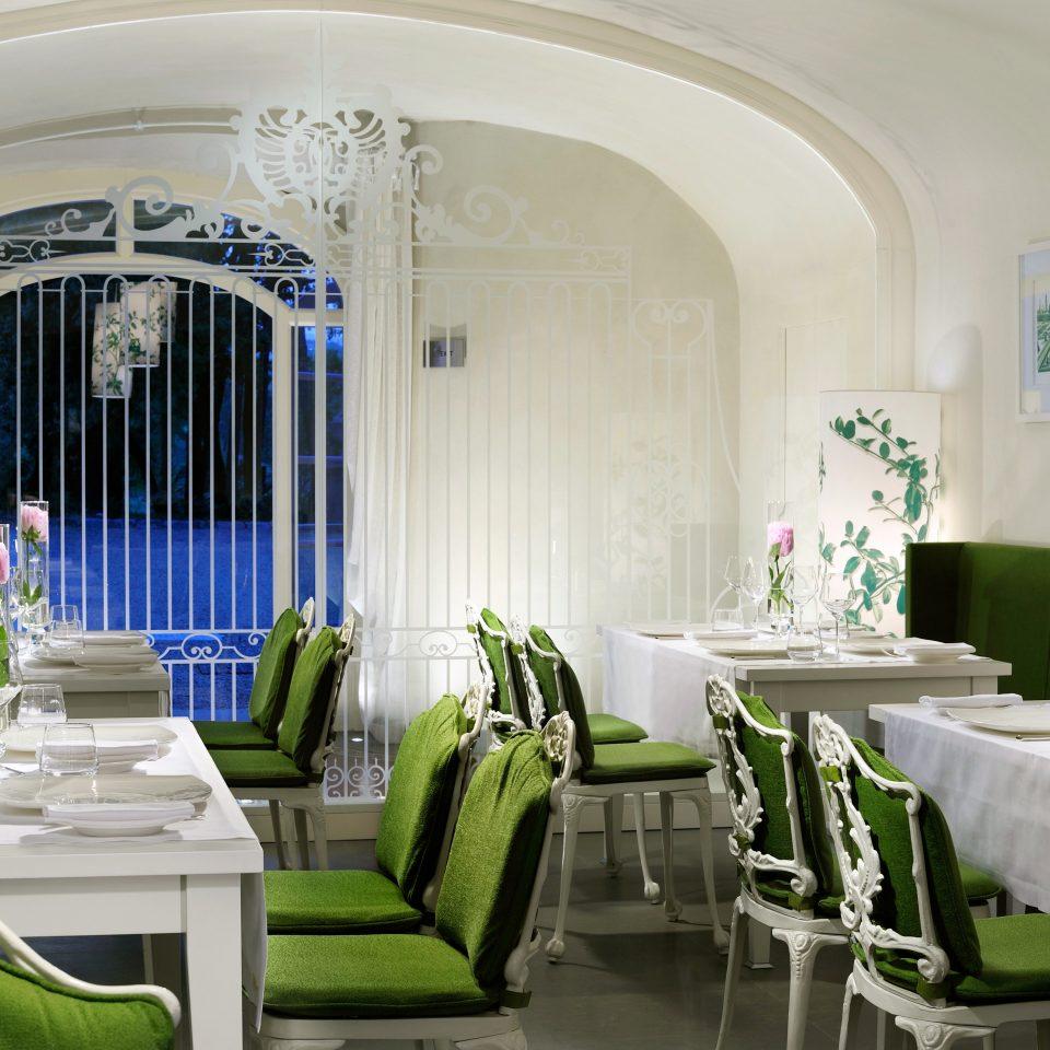 Dining Elegant Honeymoon Luxury Romantic Villa green restaurant function hall home mansion