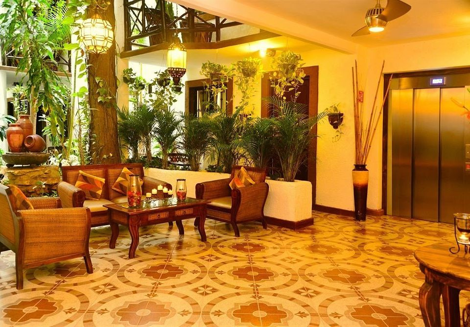 Elegant Lounge Luxury Tropical Lobby property Dining restaurant hacienda