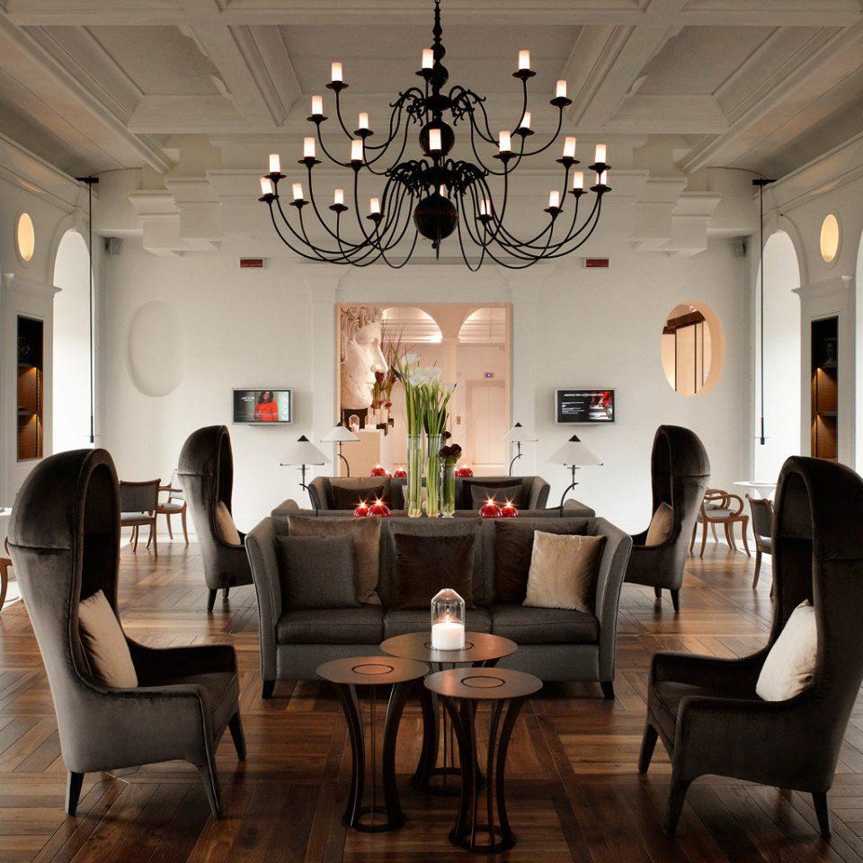 Elegant Lobby Modern property home living room restaurant Dining function hall