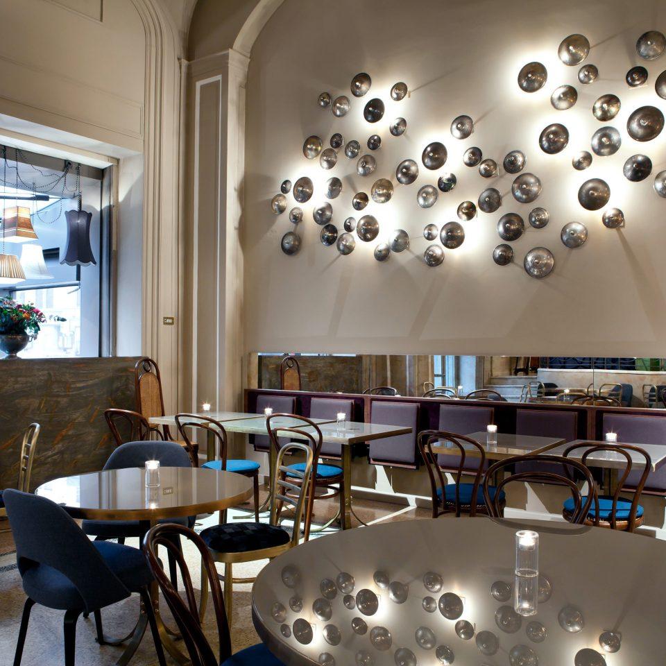 Dining Elegant Luxury restaurant lighting