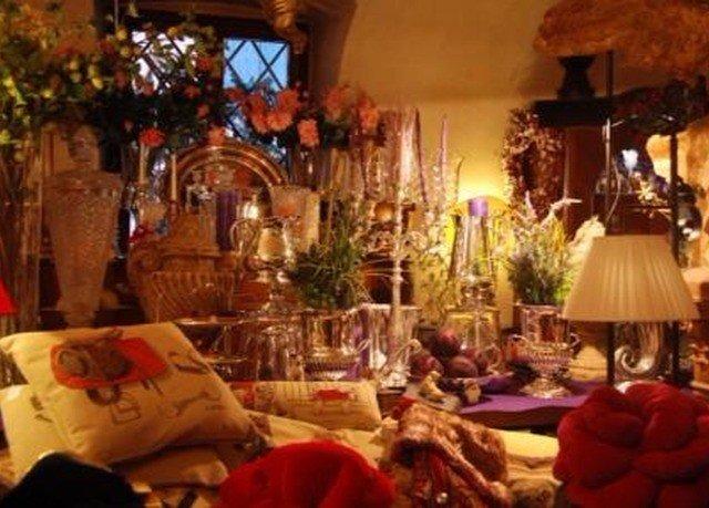 christmas decoration bazaar Dining dinner Family set restaurant dining table