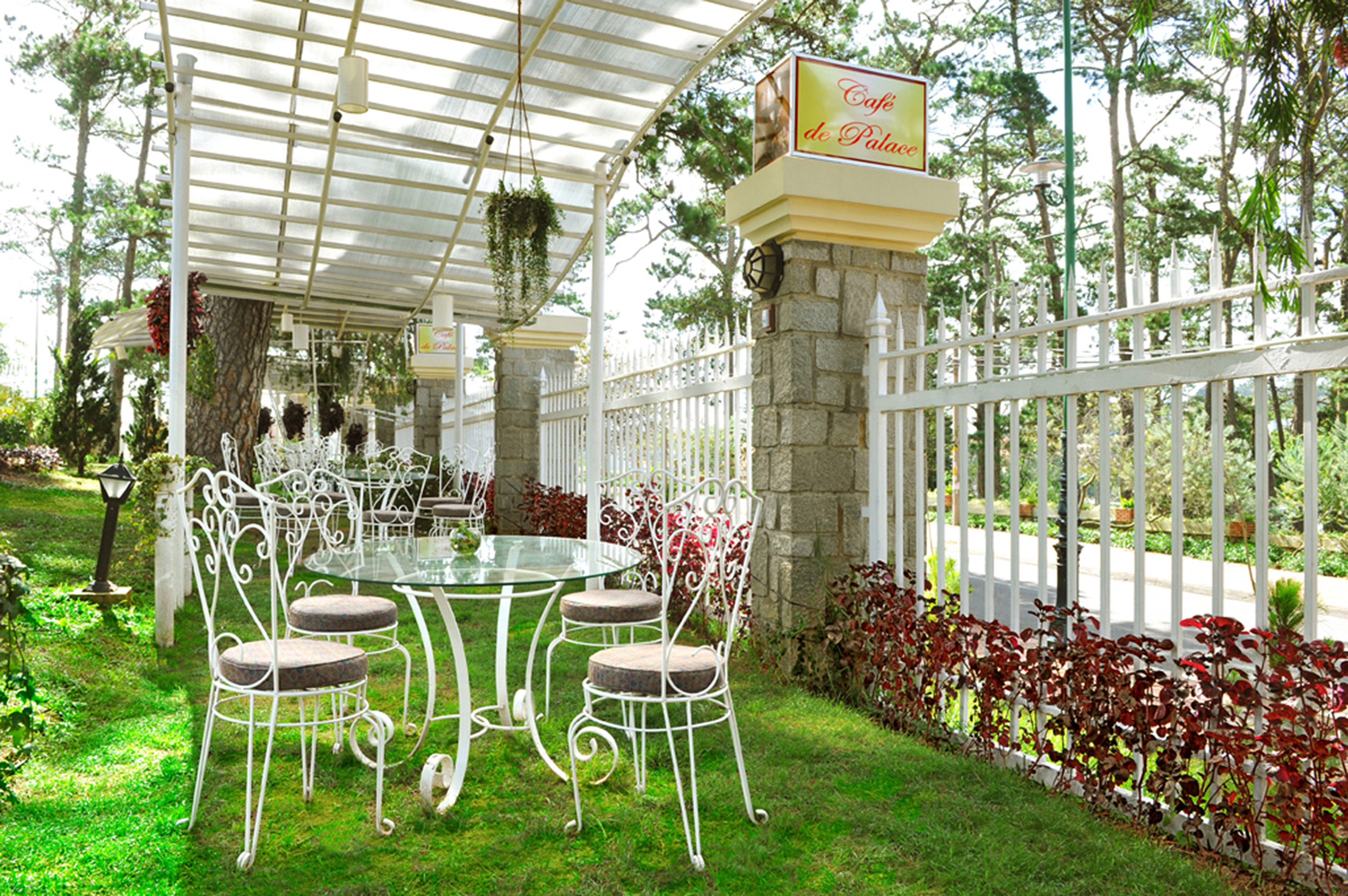 grass chair tree lawn aisle building porch Garden flower backyard outdoor structure floristry yard Dining orangery set