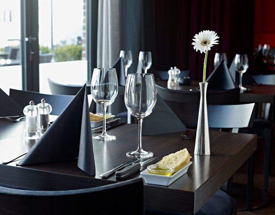 restaurant lighting glass Dining