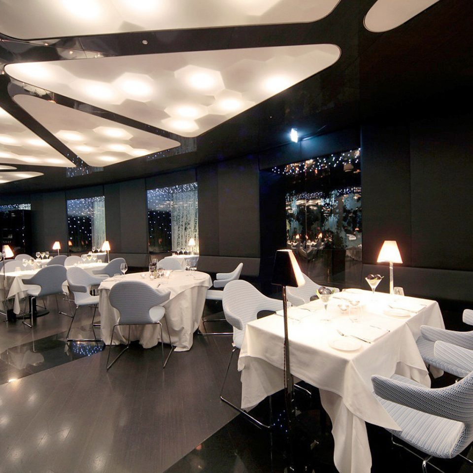 Dining Hip restaurant function hall