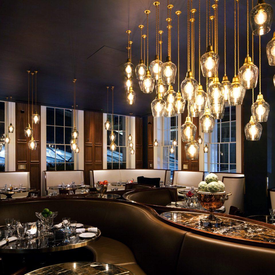 Dining Hip lighting Lobby restaurant