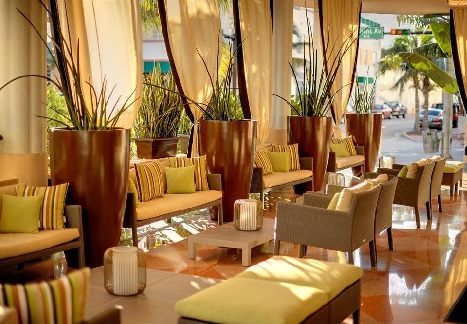 Hip Lounge Luxury Modern restaurant function hall Resort Dining set dining table