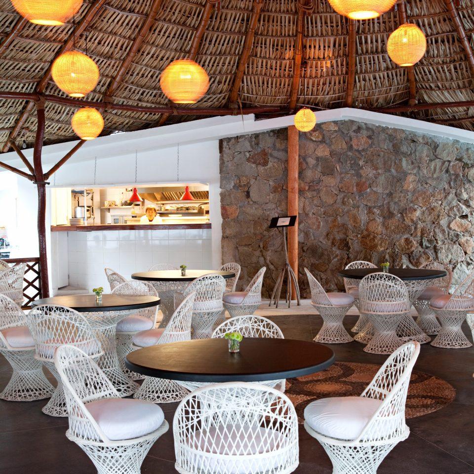 Dining Hip Resort lighting living room restaurant