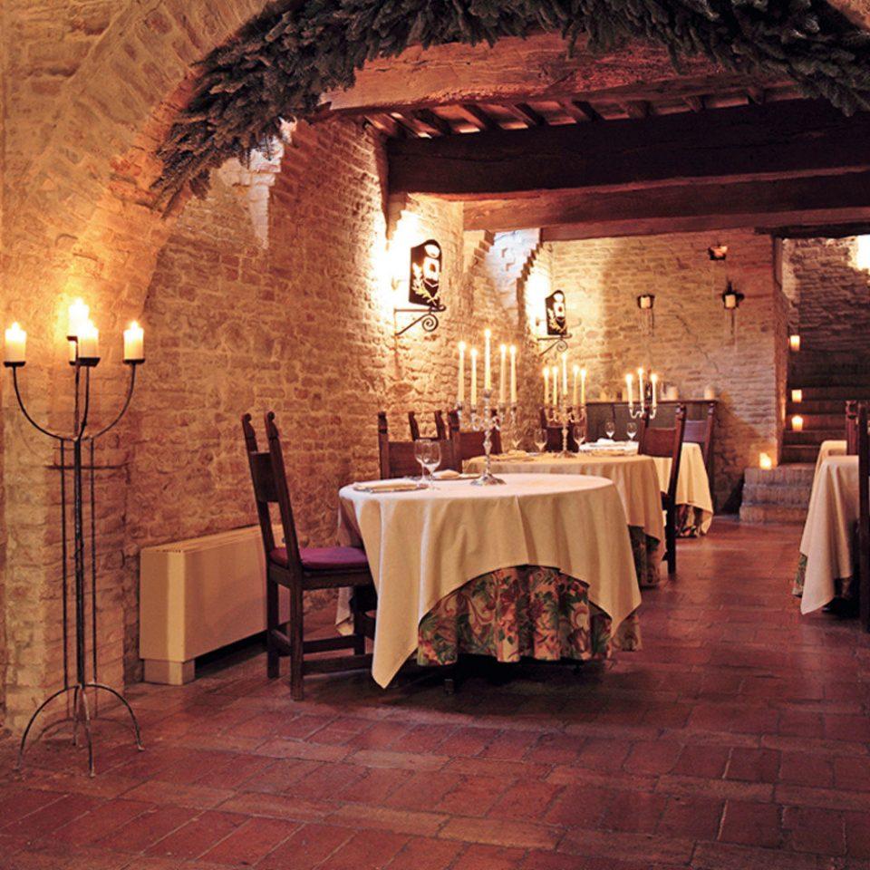Dining Historic Romantic aisle Winery ancient history chapel arch hacienda palace mansion basement Lobby crypt ballroom stone