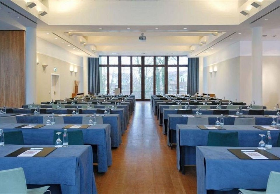 conference hall Dining function hall classroom auditorium meeting convention center restaurant Island conference room