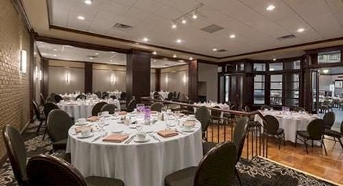 chair function hall Dining banquet restaurant ballroom yacht conference hall convention center Island