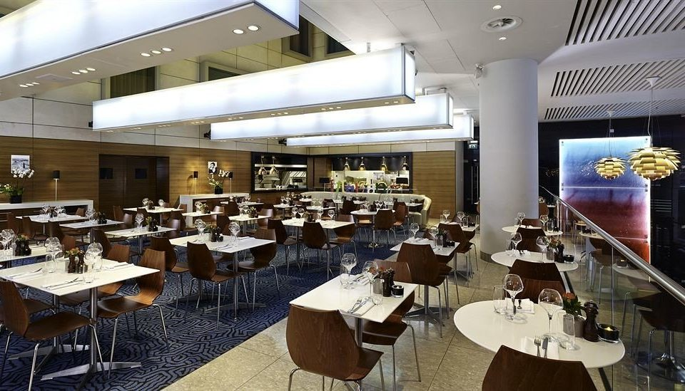 chair restaurant function hall cafeteria Dining café convention center food court conference hall Island