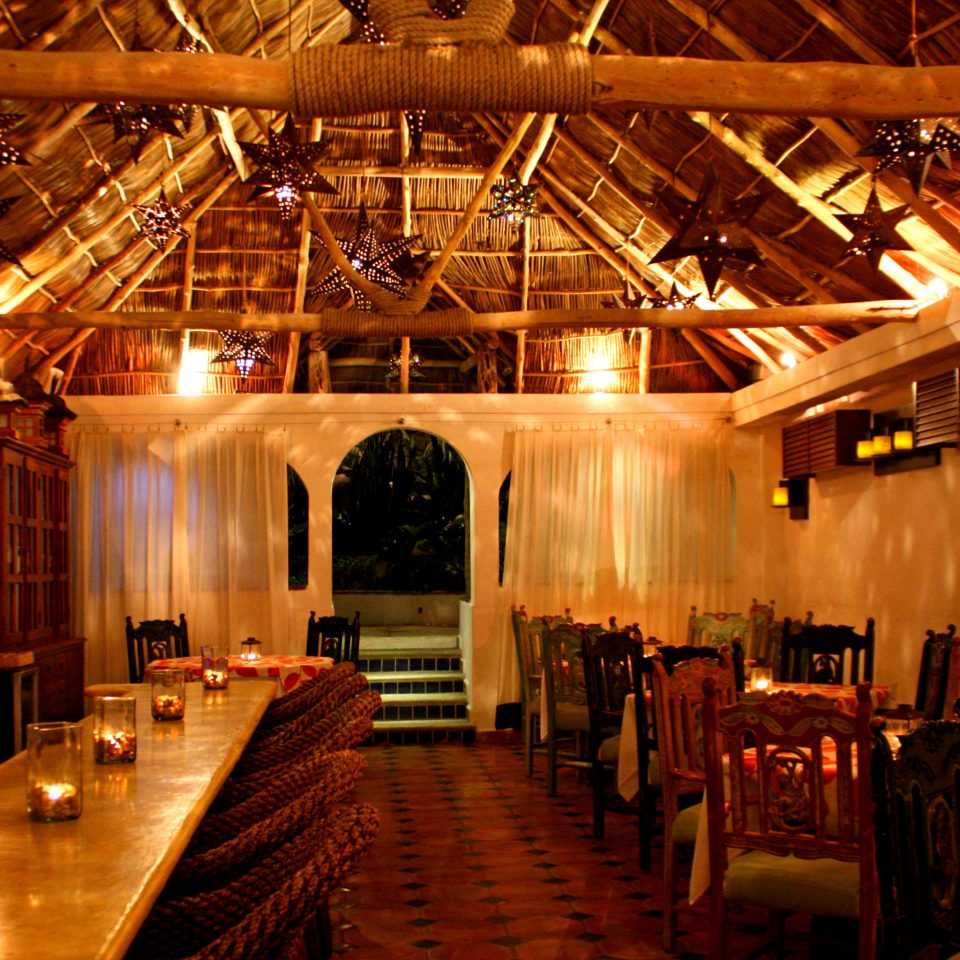 Dining Island function hall restaurant