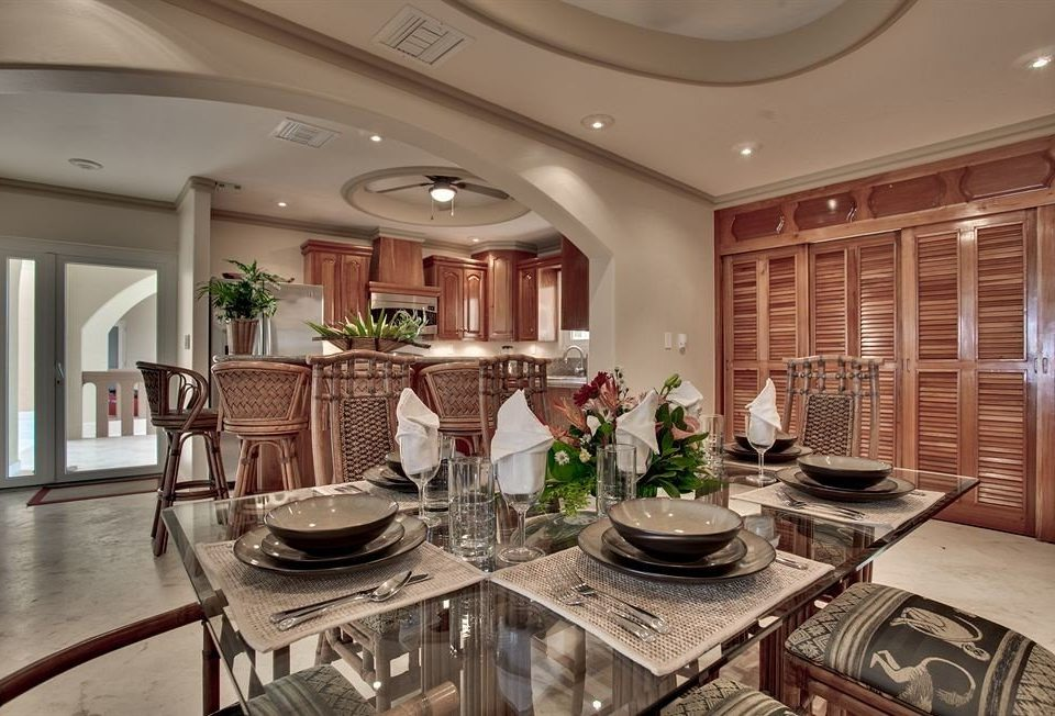 Kitchen property Lobby home mansion living room Dining counter condominium Island