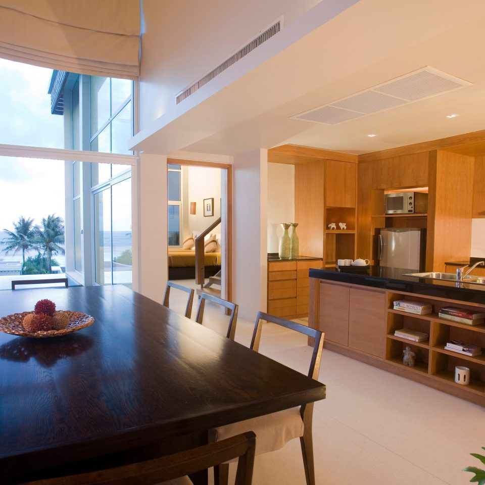 Kitchen Lounge Luxury Scenic views property condominium home Villa Suite mansion Dining Modern Island