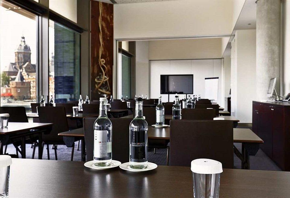 property restaurant Dining Modern Island dining table