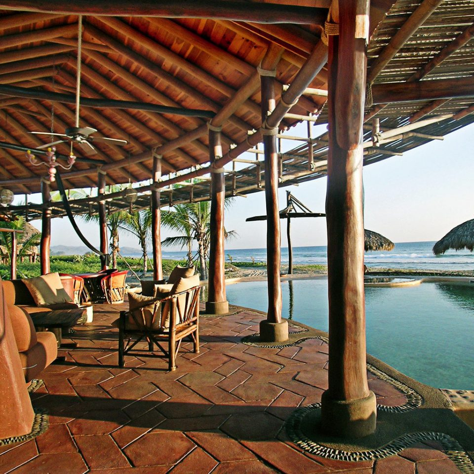 Dining Island Pool chair leisure Resort building