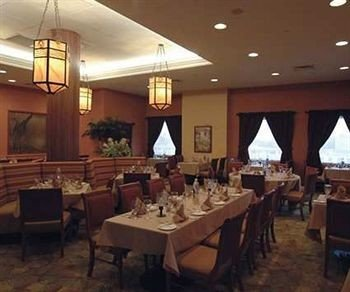 restaurant function hall Dining Resort Island set