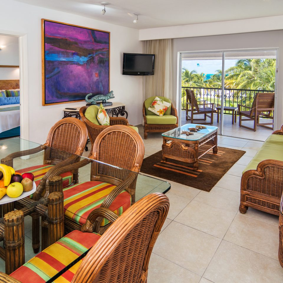 Island Suite chair property living room home cottage Resort Villa Dining condominium