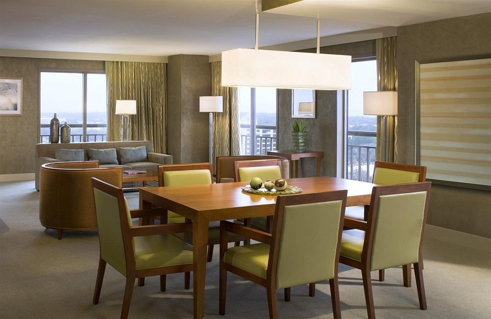 chair property Dining home living room condominium Suite Island dining table