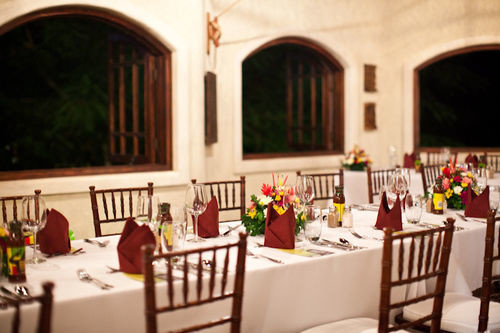 chair Kitchen Dining restaurant ceremony hacienda function hall rehearsal dinner dining table