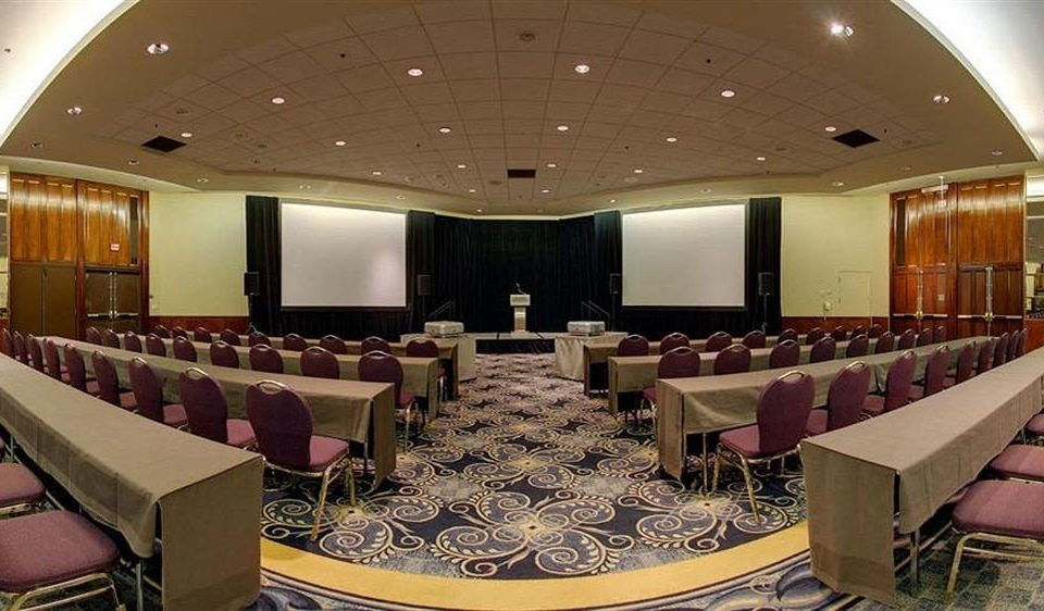 chair conference hall function hall auditorium Dining convention center meeting convention ballroom restaurant Lobby set