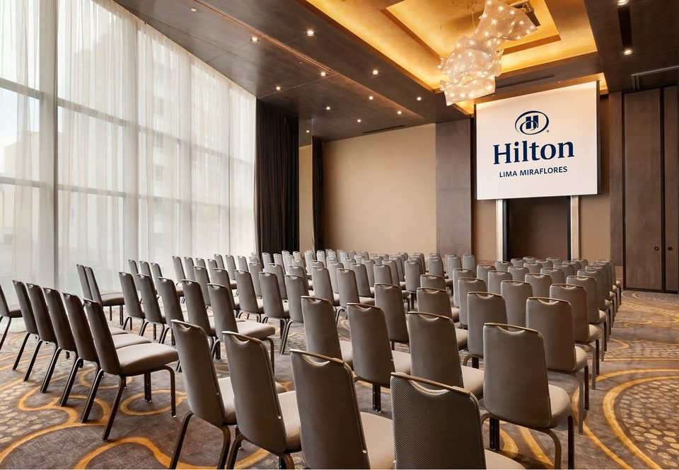 chair auditorium function hall conference hall convention center banquet ballroom restaurant Lobby Dining