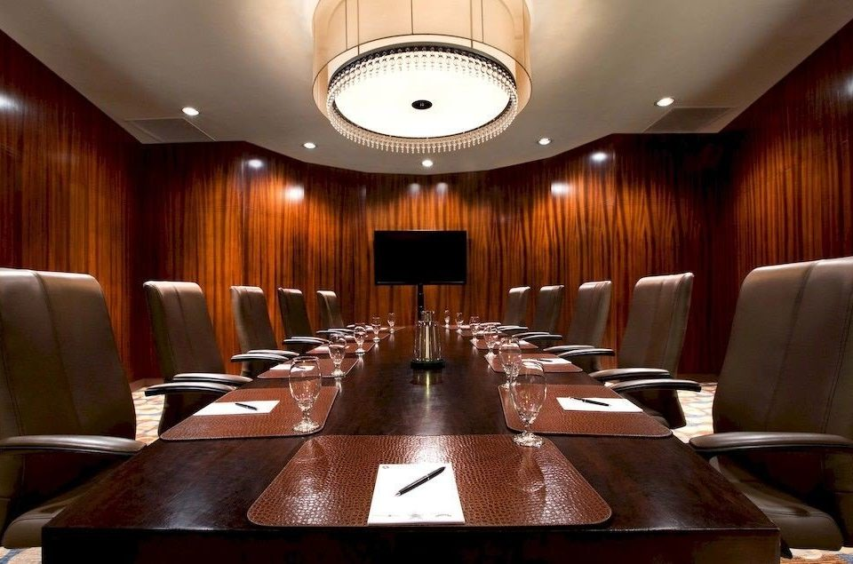 Dining conference hall auditorium function hall scene wooden restaurant Lobby convention center leather conference room