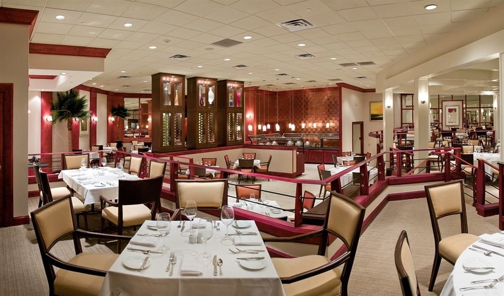 chair function hall restaurant conference hall banquet Dining convention center Lobby ballroom