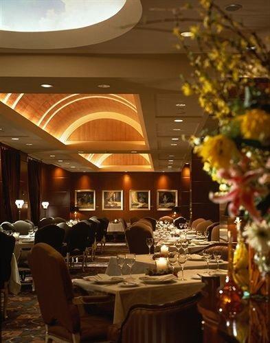 function hall restaurant banquet buffet Lobby Dining ballroom convention center set
