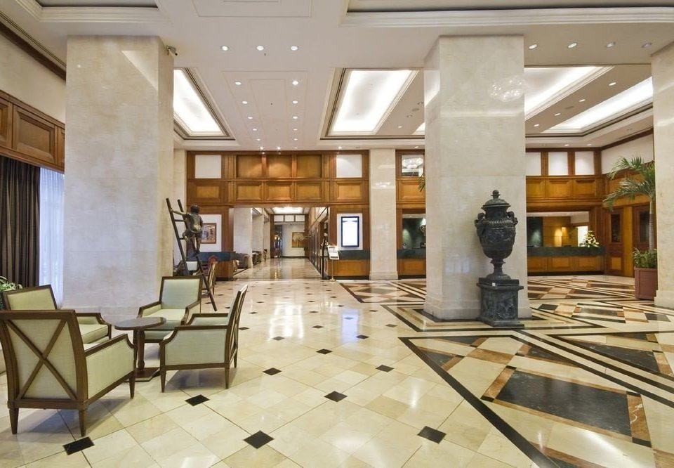 Lobby property building home flooring mansion living room convention center condominium ballroom Dining conference hall headquarters