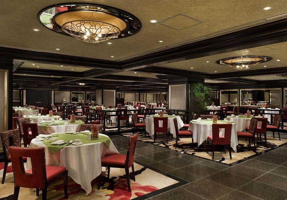 chair restaurant function hall café Lobby ballroom convention center Dining dining table