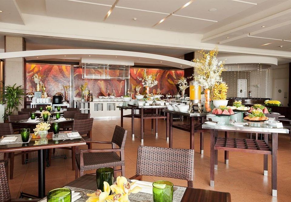 Dining buffet restaurant floristry function hall brunch Lobby