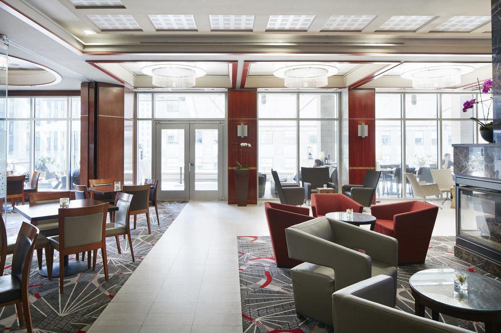chair restaurant Dining Lobby cafeteria condominium