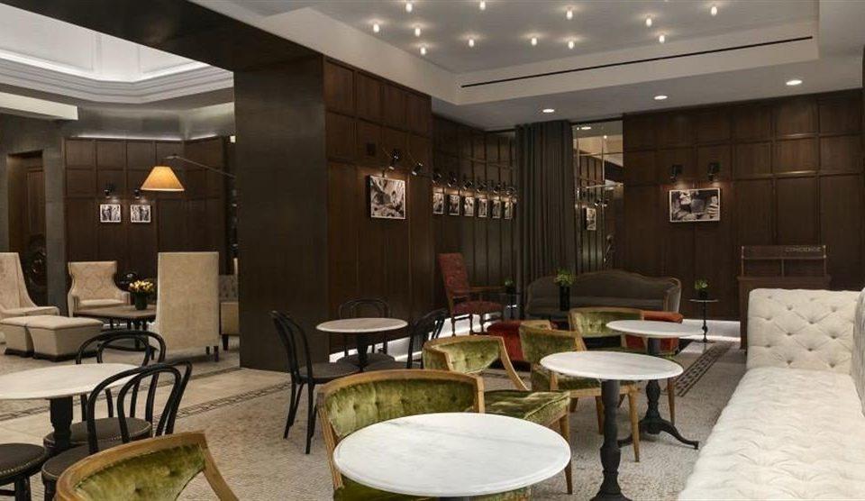 chair property Lobby restaurant lighting Dining condominium function hall dining table