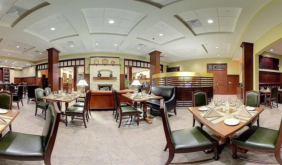 chair Lobby Dining restaurant function hall conference hall recreation room set