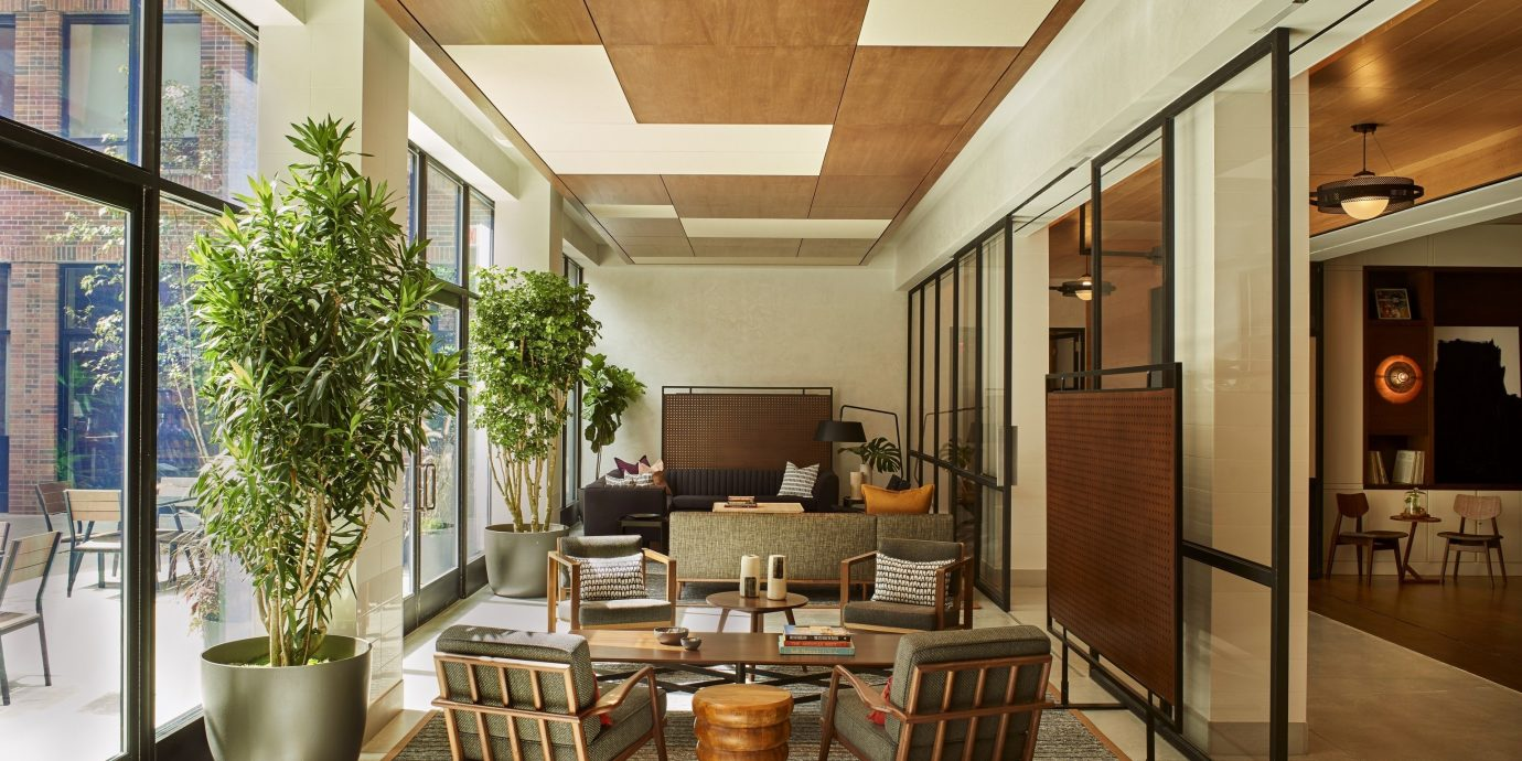 property condominium home Lobby living room Dining