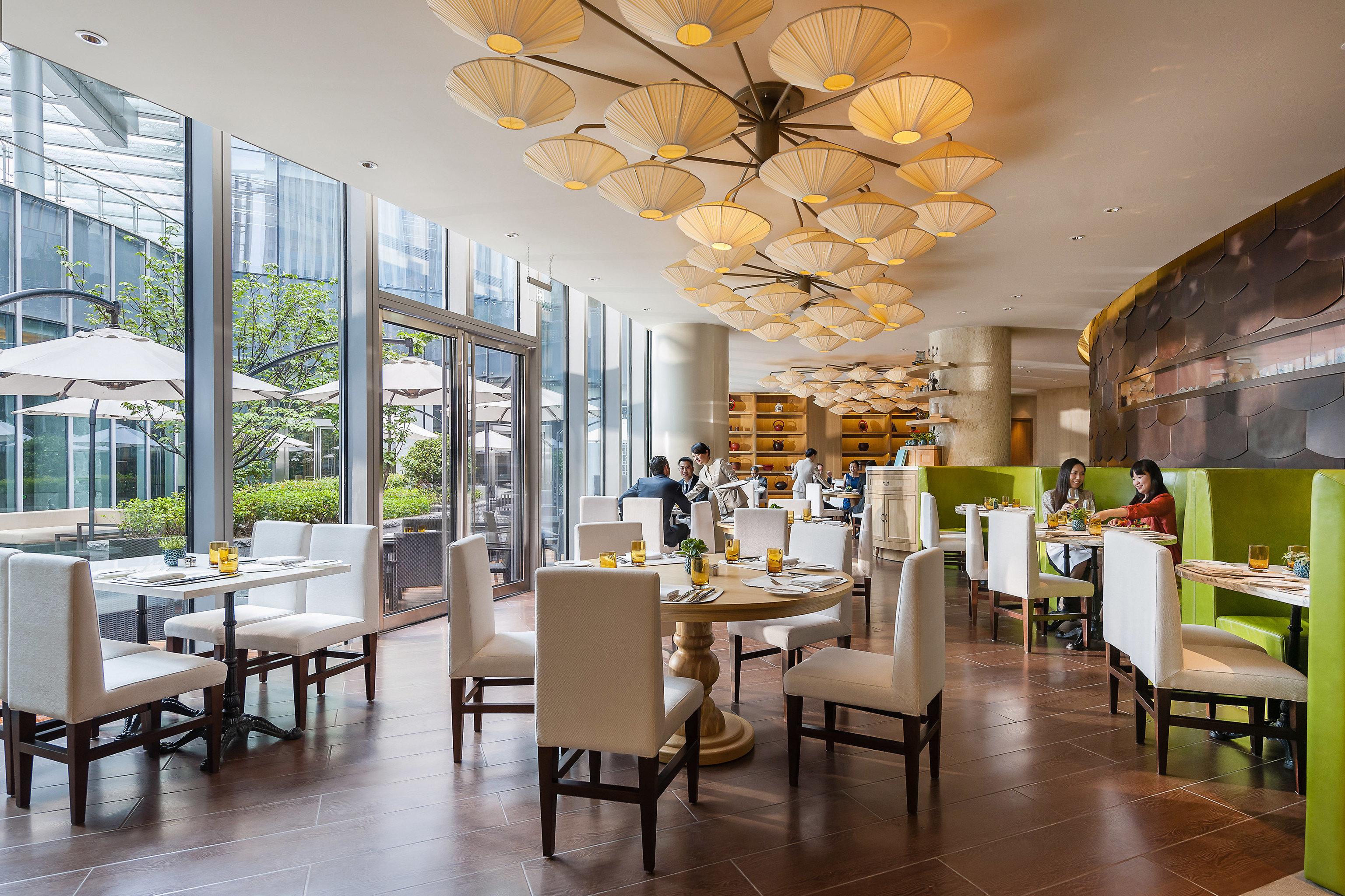 restaurant Dining Lobby interior designer